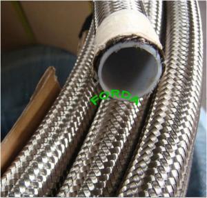 China Teflon Lining Braided Hose wholesale