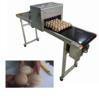 Buy cheap Automatic Egg Date Stamp MachineWith Six Ink Can Print 1.2 Million Eggs from wholesalers