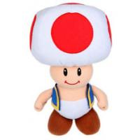 China Super Mario Mushroom Old Man Cartoon Plush Toys For Promotion Gifts wholesale