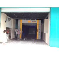China Durable TEPO-AUTO Tunnel Car Wash Machine Electric With Brush Cleaning wholesale