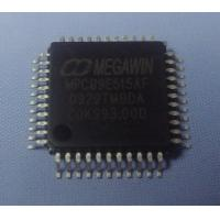China Megawin MCU, 8051 MicroController MPC89L / E515 2.4V ~ 3.6V Voltage 63KB Flash ROM wholesale