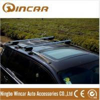 Quality Anti - Theft  Aluminum Roof Racks For Car With Roof Rails Cross Bar for sale