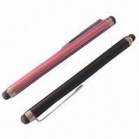 China Touch Pen, Durable Construction, Various Colors are Available wholesale