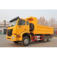 China HOHAN 20 Ton Dump Truck / Mining Dump Truck One Bed Model ZZ3315M3866C1 wholesale