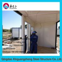 China Container house project in South Africa for dormitory on sale