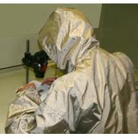China rf shielding nickel copper plain weave conductive fabric for radiation protection suits 70DB at 3GHZ wholesale