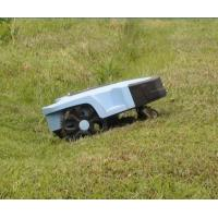 China Robot garden lawn mower machine automatic Grass cutter, Electric lawn mowers XM600 wholesale