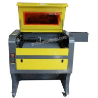 China CA-4060 Motorize table 60w Laser Engraving Cutting Machine on sale