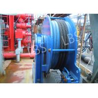 China Stainless Steel / Carbon Steel Offshore Winch Small Size Manual Driven wholesale