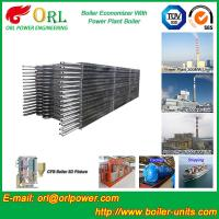 China Power Station Boiler Stack Economizer / Steam Boiler Economizer Tubes wholesale