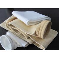 China Compound Glass Fiber Cloth Industrial Filter Bag for Air / Gas Filtration wholesale