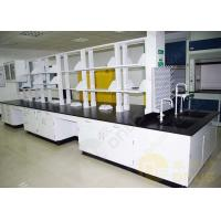 China Fire Resistance Epoxy Lab Countertops 133.8lb / Ft3 Density Iso9001 Standard wholesale
