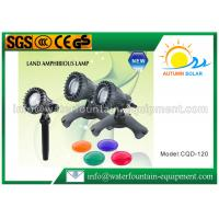 China Amphibious Underwater Fountain Lights For Garden Pond 38° Beam CQD - 102C wholesale