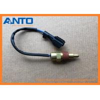 Buy cheap Thermo Temperature Sensor 6BG1 ISUZU Excavator Engine Parts For Hitachi ZX110 from wholesalers