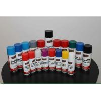 China Aeopak All Purpose Aerosol Spray Paint Quick Drying With Excellent Adhesive wholesale