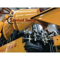 China Fully Hydraulic Diesel 30m3/Hr Concrete Pump with Drum Mixer All in One Machine on Sale wholesale