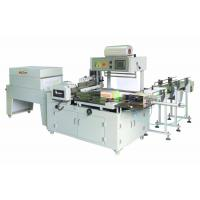 China The Latest High Speed Automatic box paper collective thermal shrink packing machine wholesale