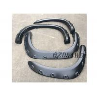 China Pocket Style  2014 - 2018 Toyota Tundra Fender Flares / Pickup Truck Accessories wholesale