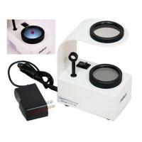 Quality Table Polariscope for Gemstone Tester with Conoscope and White LED Light Source for sale