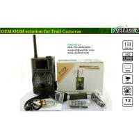 China 32GB Night Vision MMS GSM Hunting Trail Camera , IR Flash Range 20m on sale