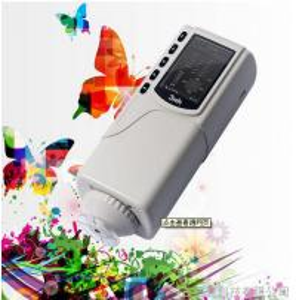 China nr145 d65 light source colorimeter color analysis equipment portable colorimeter with 8mm aperture PC software wholesale