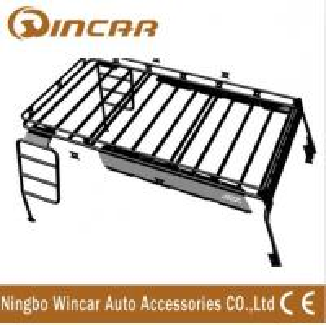 China Unlimited Car Roof Racks 2008 - 2014 JP Wrangler JK 4 - Door wholesale