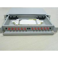 China Optical Terminal Box- 12 ports- 1U wholesale