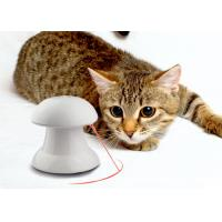 China Professional Automatic Cat Laser Toy 360 Degree Rotate For Exercise / Fun wholesale