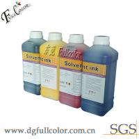 China 1000ML Per Bottle 4 Color Pigment Based Eco Solvent Ink For TX115 wholesale