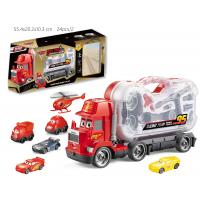 China Kids Take Apart Carrier Truck Age 3 Children's Play Toys For Boys And Girls on sale