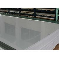 China Stainless Steel Sheet 316 , Food Grade Stainless Steel Plate As Custom Cut wholesale
