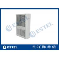 China Energy Saving Outdoor Cabinet Air Conditioner Embeded 48VDC 600W Cooling Capacity wholesale