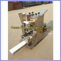 China hotel automatic dumpling making machine, small dumpling machine wholesale