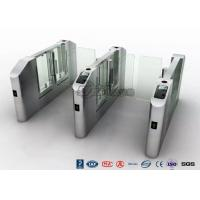 China Stainless Steel Speed Gate Turnstile wholesale