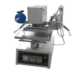 Motor-Drive Flat Hot Stamping Machine