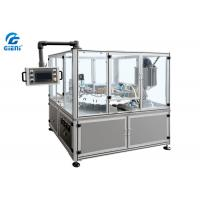 China Full Automatic Face Cream Filling Machine , Stainless Steel/ Rotary Filling Equipment on sale