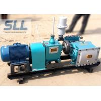 China Easy Move Cement Mud Slurry Pump Long Service Life 32 - 150 L/Min Flow Output wholesale