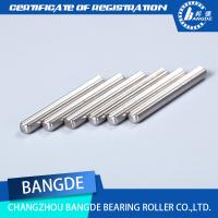 Buy cheap Customized CNC Turning Parts Anodized Aluminum 2MM Stainless Steel Knurled Dowel from wholesalers