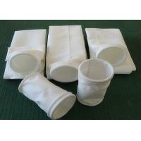 China High Temperature PTFE filter cloth bag needle filter fabric for gas filtration wholesale