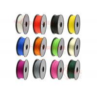 Quality ABS 3D Printer Plastic Filament 1.75mm 3mm Good Toughness for sale