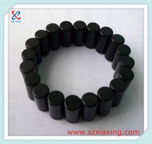 China epoxy coated ndfeb magnet cylinder wholesale