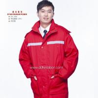 China Manufacture Factory Price Flame Retardant Work Uniform with Cotton on sale