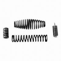 China Compression spring, carbon steel/stainless steel/music wire on sale