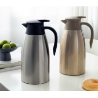 China 2000ml BSCI Stainless Steel Vacuum Insulated Teapot wholesale