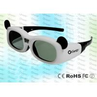 China 144Hz 0.7Ma DLP LINK Child 3D Glasses GL600 Lightweight With Less Than 38g wholesale