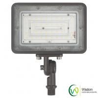 Buy cheap 30 Watt Slim LED Flood Light 3500 Lumens 4000k UL DLC AC 120-277V Long Working from wholesalers