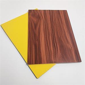 China 0.05m Aluminum honeycomb panels fireproof  for building decoration wholesale