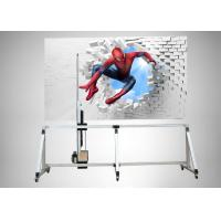 China Intelligent Wall Decal Machine USA Banner Sensor With Wireless Touch Screen on sale