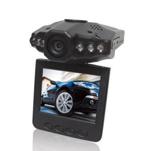 China ODM 2.5 inch Night Vision 6 IR Led CMOS WXGA Car DVR Camera video camera system H186 on sale