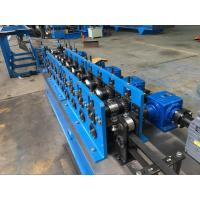 China High Speed Angle Roll Forming Machine With Notching And Convey wholesale